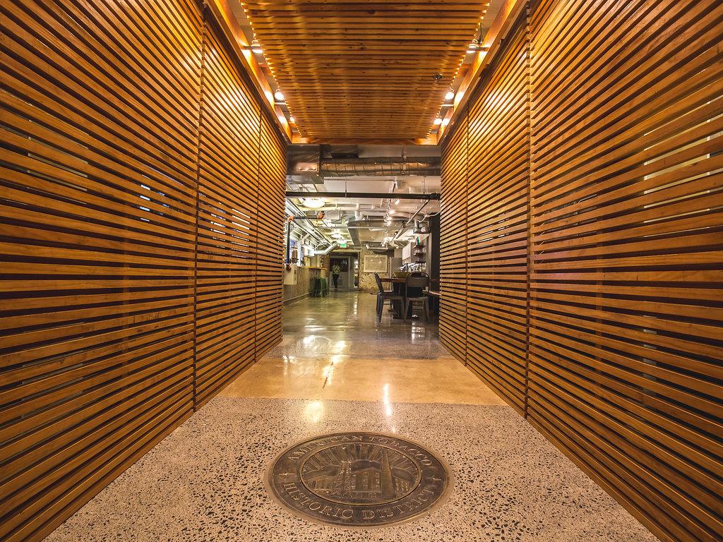 5 - Old Bull Renovation_Interior_Hallway Entrance-Web