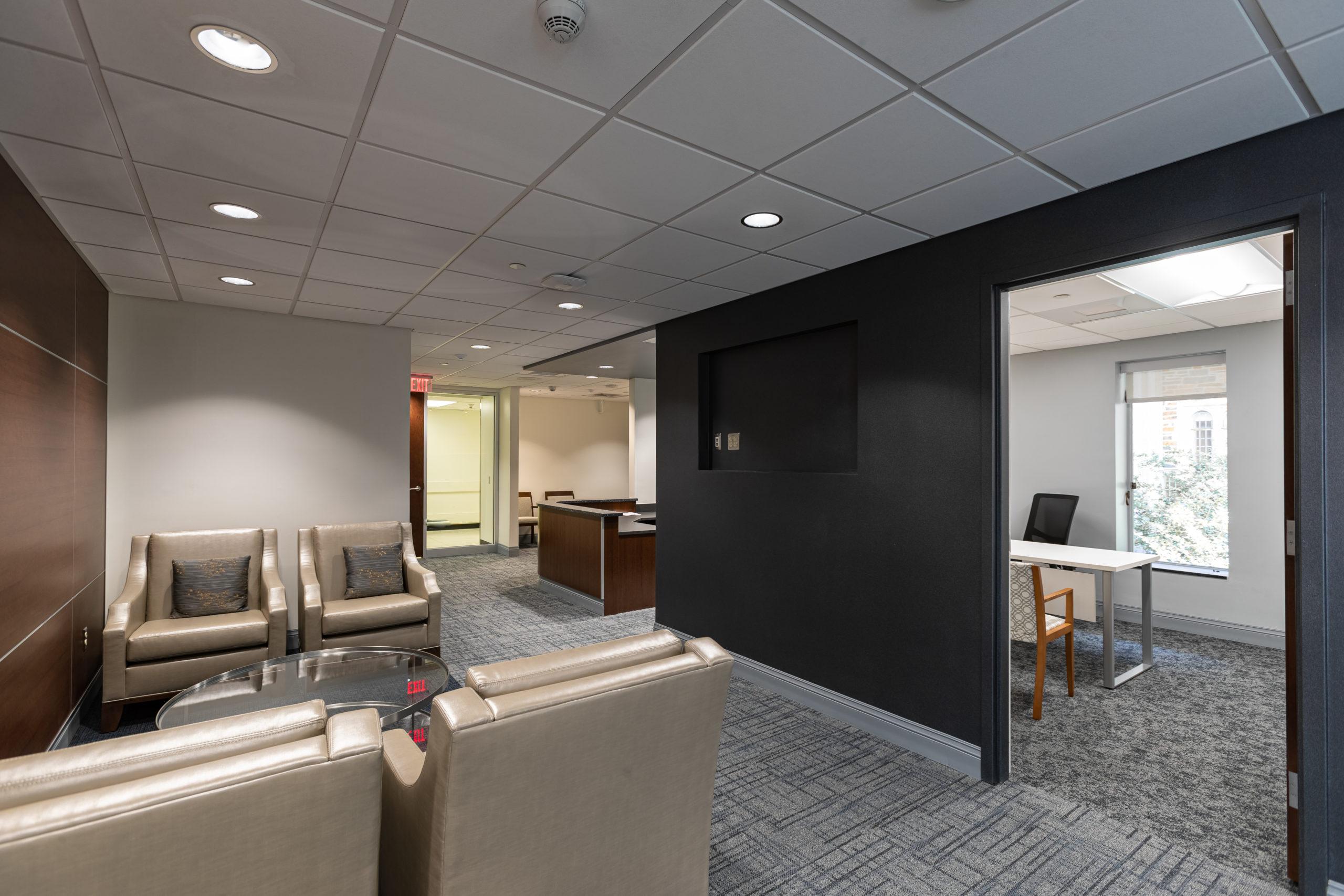 Duke Radiology Office Suite