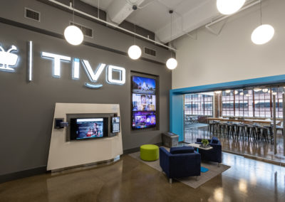 TiVo East Coast Headquarters